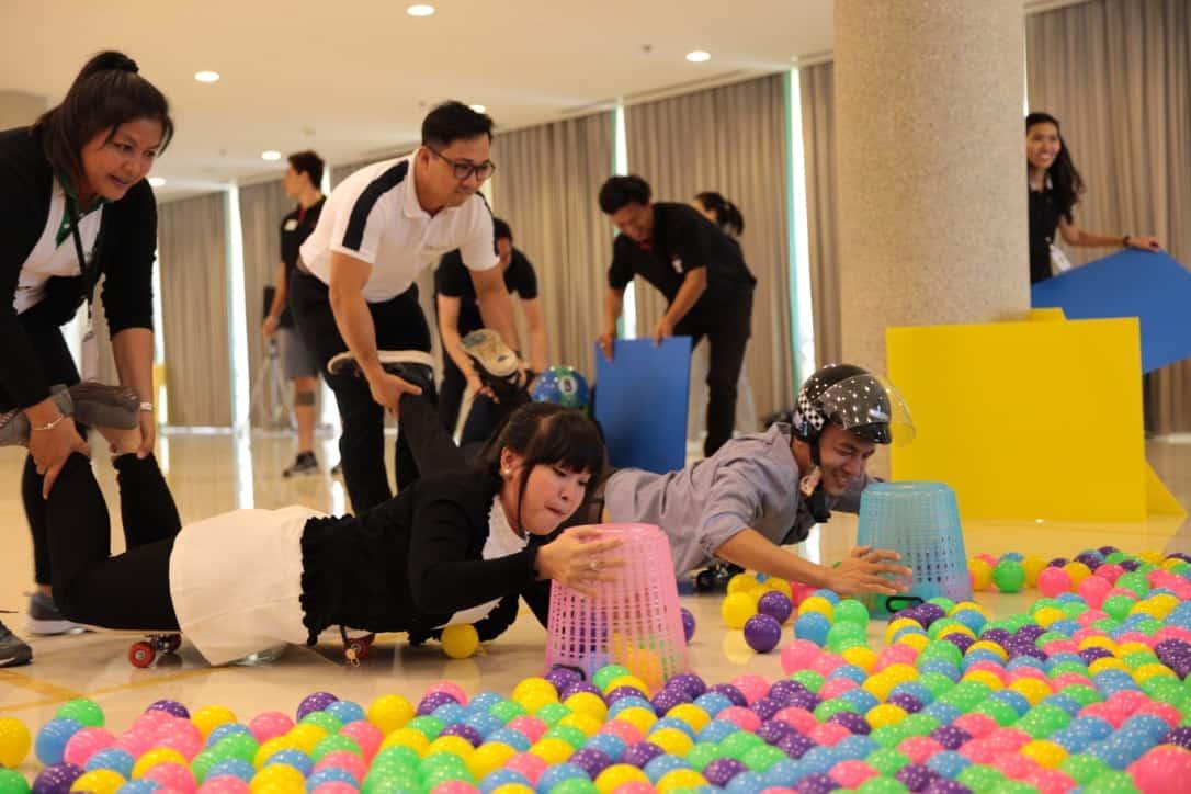 team building bangkok thailand