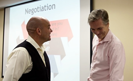 Negotiation Skills - Going for win/win