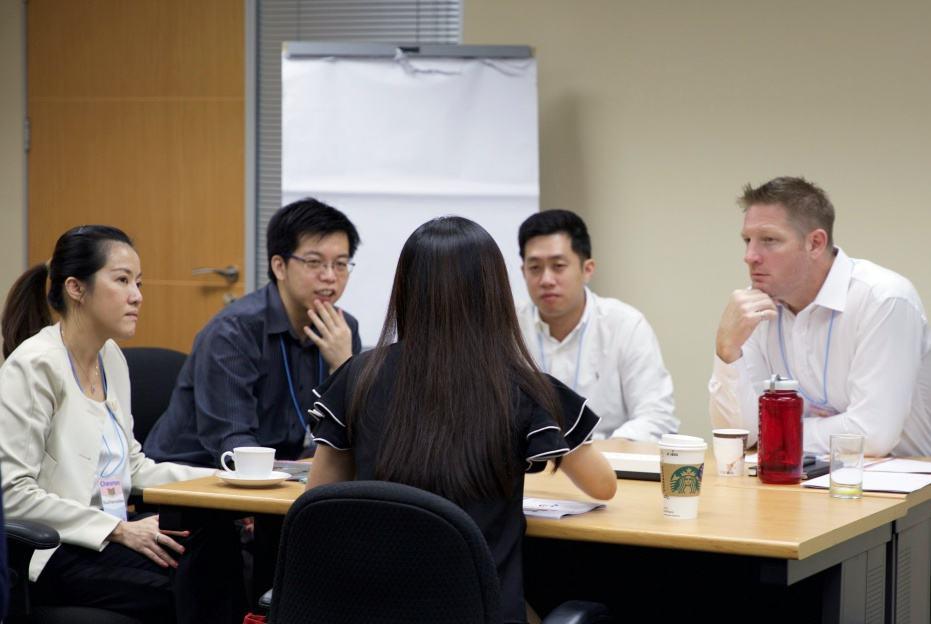 management training bangkok