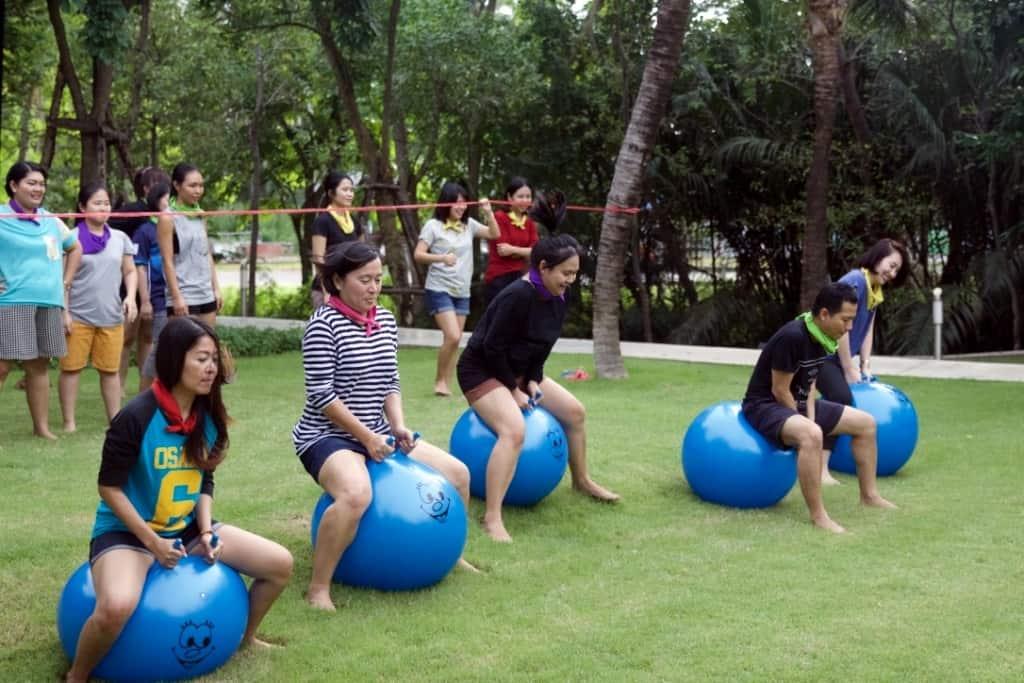 spacw hopper team building bangkok thailand
